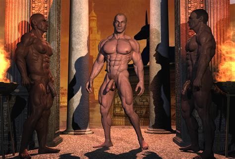 Ancient Egypt The Gay Erotic Art Of Mssf