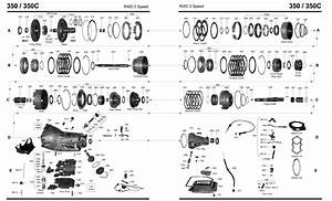 30 Turbo 350 Transmission Rebuild Diagram