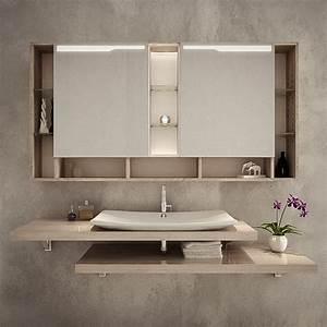 Uhr Für Badezimmer : spiegelschrank f r das badezimmer online kaufen ~ Orissabook.com Haus und Dekorationen
