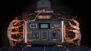 Jackery Explorer 500 Portable Power Station Review