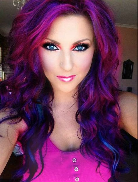 63 Best Images About Mermaid Ombre Hair On Pinterest