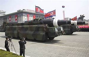 Official: Maybe Those North Korean Missiles Were Just Big ...