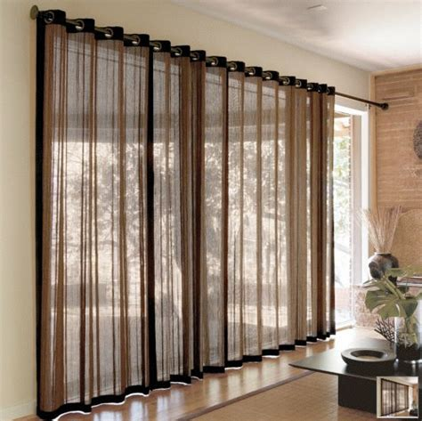 bamboo curtain panels kennedy bamboo grommet top panels