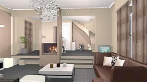 Deco Sejour Moderne : cuisine d coration salle de s jour maison sejour salle ~ Teatrodelosmanantiales.com Idées de Décoration