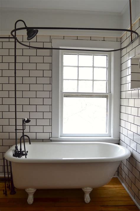 3 tub shower 7 things you need to about your clawfoot tub shower