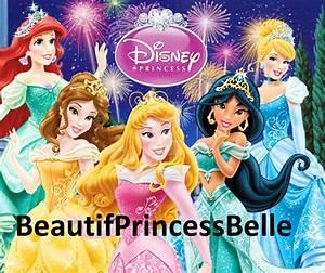 Disney Princesses - Happy New Year 2014 by ...