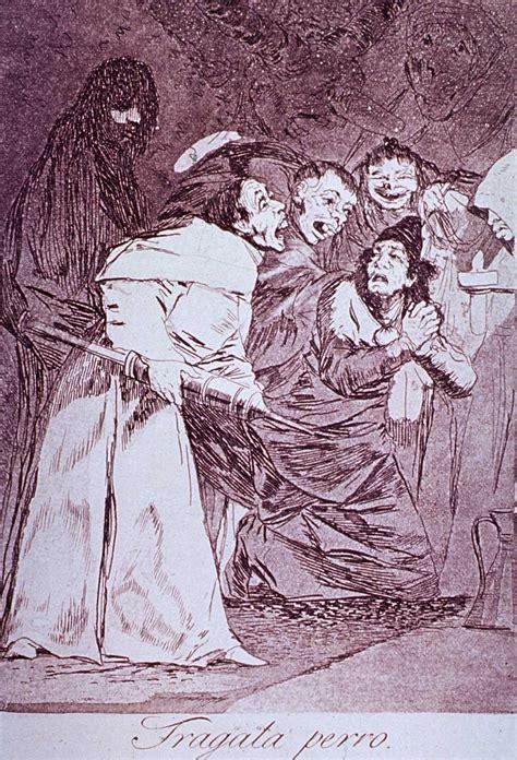 Goya Prints At The Nlm