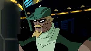 Green Arrow Justice League Unlimited4