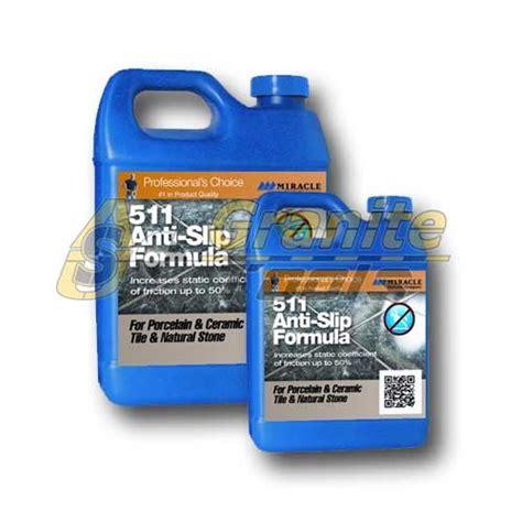 511 anti slip formula miracle sealants 511 anti slip formula usa granite tools