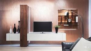 Hülsta Wohnwand Gentis : moderne wohnw nde flexibel dekorativ zurbr ggen magazin ~ A.2002-acura-tl-radio.info Haus und Dekorationen