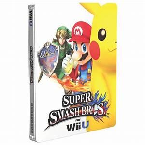 Wii U Dvd Abspielen : super smash bros for wii u exclusive limited edition ~ Lizthompson.info Haus und Dekorationen