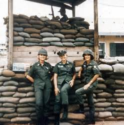 Vietnam Army Nurse Uniform