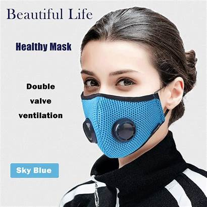 Mask Filter Face Air Double Anti Pollution