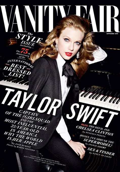 Vanità Fair Vanity Fair Magazine Cover And More Photos