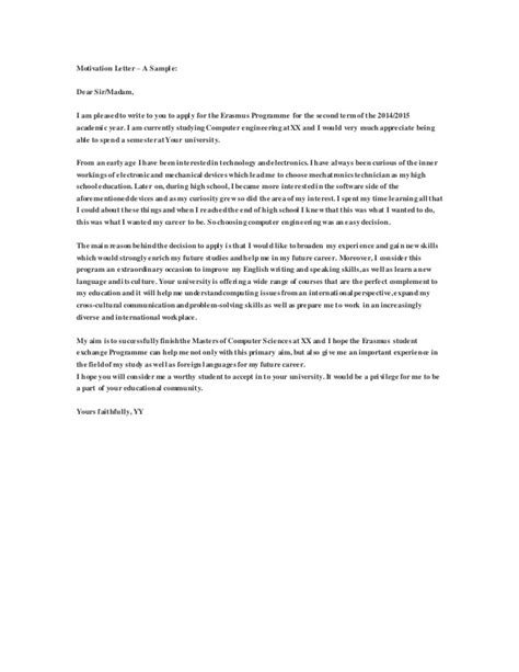 application letter  study   foreign university