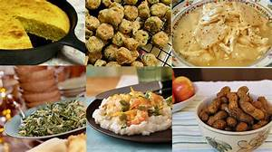 Southern Cooking High And Low A Short History Of The