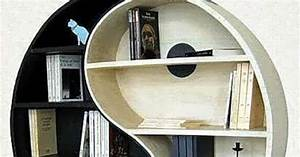 astute homestead yin and yang bookshelf With kitchen cabinets lowes with yin yang candle holder