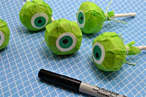 Monsters University Mike Wazowski Lollipops - As The Bunny ...