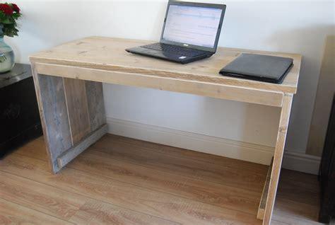 bureau in bureaus gebruikt en nieuw steigerhout lankreijer steigerhout