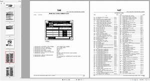 John Deere Backhoe Loaders 310g 310sg 315sg Part Catalog