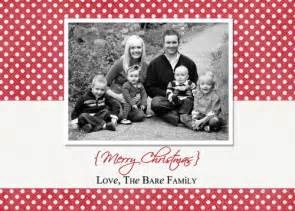 Digital Christmas Card Templates