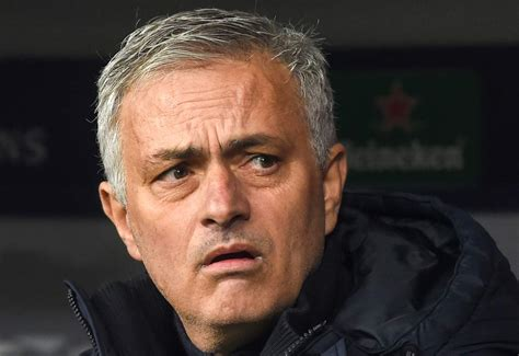 Video: Mourinho goes into expletive rant when asked ...