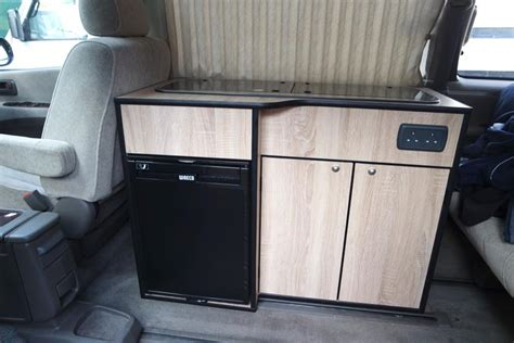 custom kitchen pods moores campers