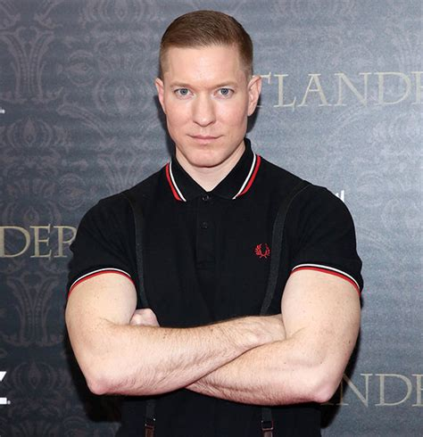 joseph sikora is married but who is the he makes it confusing
