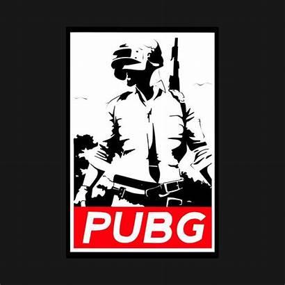 Pubg Obey Teepublic Gaming Vector Phone Shirt