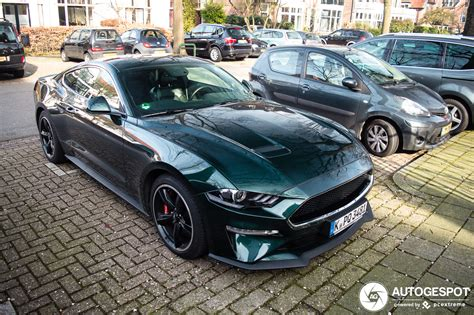 ford mustang bullitt   february  autogespot