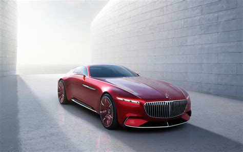 Vision Mercedes Maybach 6 5k Wallpaper