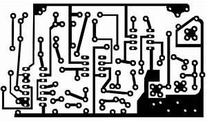ultrasonic sensor circuit With diy circuit boards