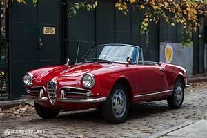 Giulietta Alfa Romeo : 1962 alfa romeo giulietta spider veloce 125 000 petrolicious ~ Gottalentnigeria.com Avis de Voitures
