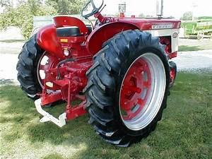 Restored Farmall 460 Diesel For Sale