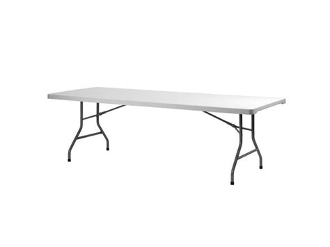 table carree ou rectangulaire table pliante carr 233 e ou rectangulaire 4 pieds