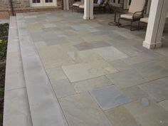 quarter offset plain concrete street slab pavers pool