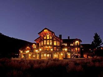 largest log cabin homes the most expensive log cabin in the world 163 10m luxuryfeed