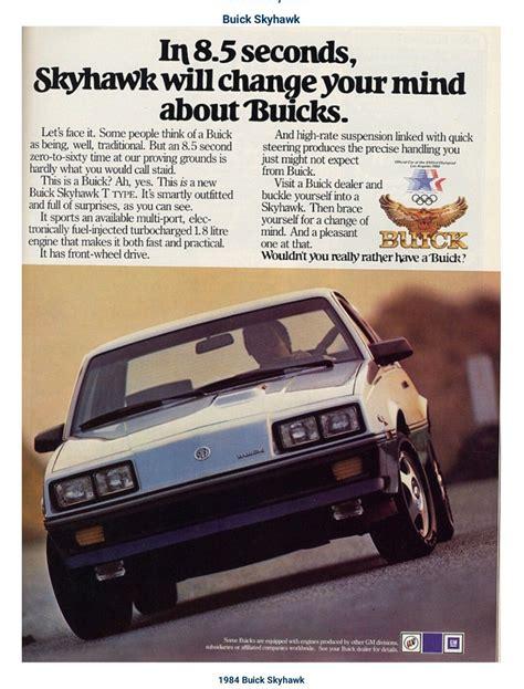 buick skyhawk  type buick skyhawk buick car