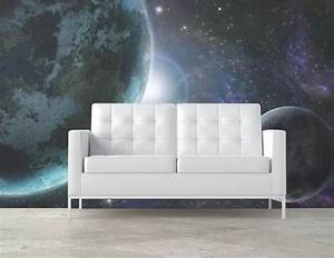 Papier Peint Espace : papier peint vue de l 39 espace pixers ~ Preciouscoupons.com Idées de Décoration