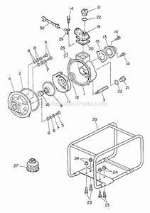 Echo Tp-2001 Parts List And Diagram  N 2612508    Ereplacementparts Com