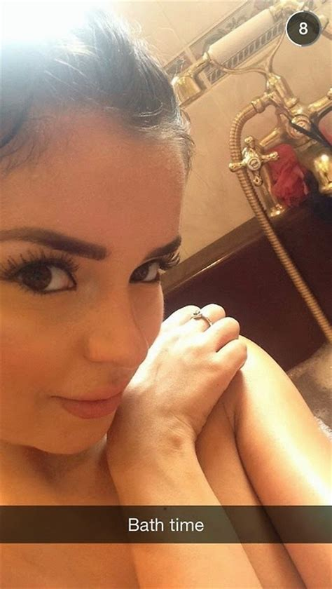 Leaked Demi Rose Nude Snapchat Pics Uncensored