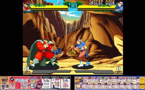 Marvel Super Heroes Vs. Street Fighter (euro 970625) Rom