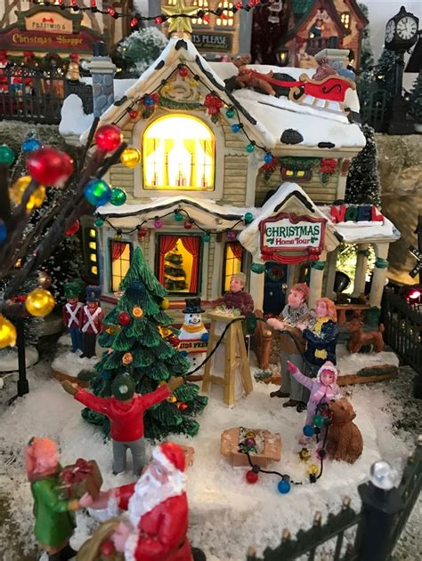 41 best lemax christmas pins images on pinterest