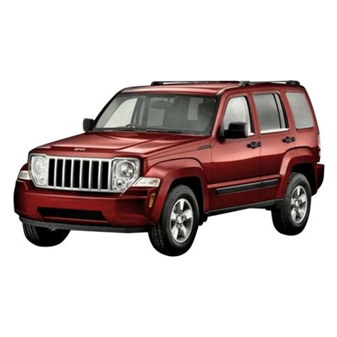 jeep liberty accessories marquee mws 811 jeep liberty 2008 chrome window sills