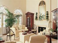 colonial home decor Beautiful Colonial Home Decorating Images Furnishings ...