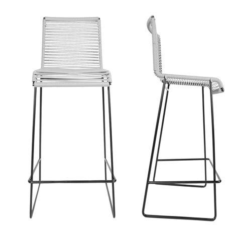chaise haute pour cuisine couleur peinture tendance salon chaises cuisine