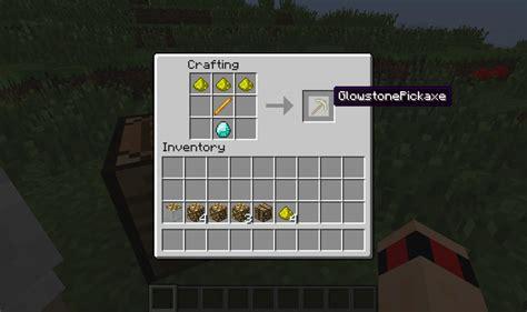 minecraft glowstone l crafting more glowstone mod minecraft mod