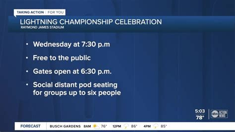 Lightning release Stanley Cup Champions boat parade, fan ...