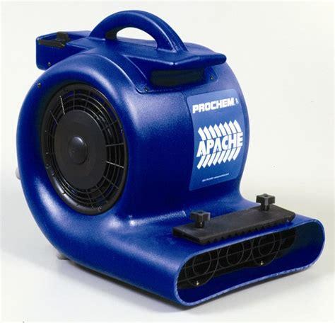 floor drying fan rental prochem windsor century 400 1 2 hp hi cfm air mover with
