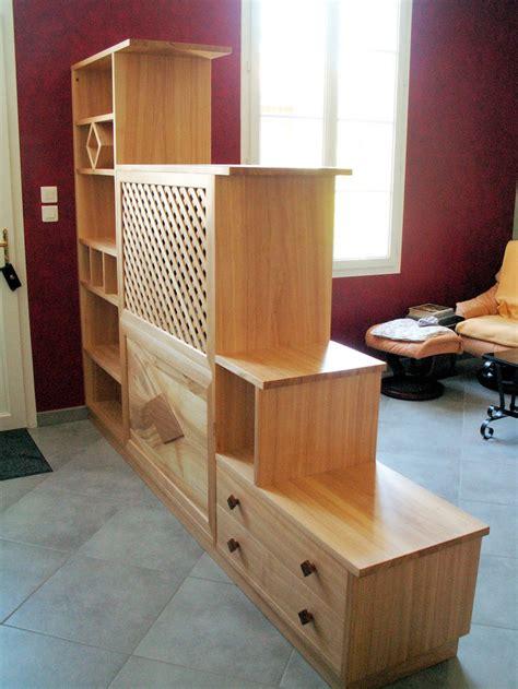 enchanteur meuble separation cuisine salon avec saparer